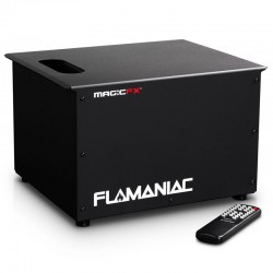 Machine flamme en location - Flamaniac - MAGIC FX