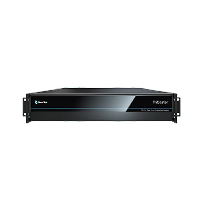 Système de production live en location - TriCaster TC410 Plus - NEWTEK