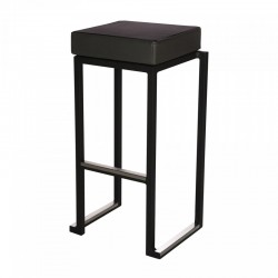 Tabouret en location - Kubo Smart Bar Steel - FLEXFURN