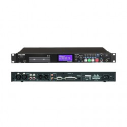 location SS - CDR200- Player & recorder CD-CF-SD - Auto Pause - Cue