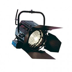 location SH20 - Projecteur fresnel TV - 2000W - 250mm + coupe flux