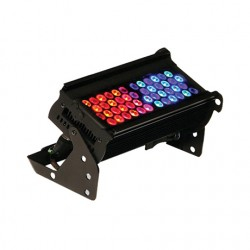Location ColorForce 12 - Projecteur LED - RVBA - 2400Lm