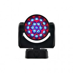 Location Mac Aura Wash - Lyre LED - 10W