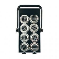 Location 36-8 - 8 lampes - PAR36 - DWE - 650W-5200W