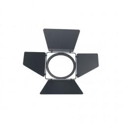Location Coupe-flux noir - Projecteur Fresnel S4