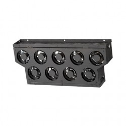 Location Projecteur SVOBODA - 9x250W