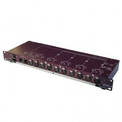 location DISD4 - Splitter DMX 1in / 4out