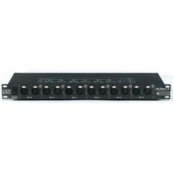 location OXOBOX 6 - Splitter DMX 1in / 6out