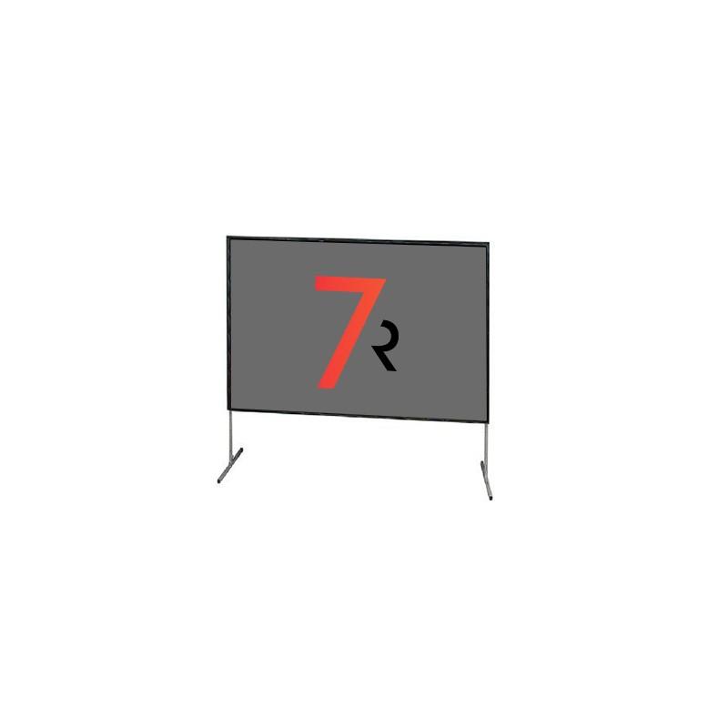 location Ecran valuse - 427x320 - Toile blanche sur cadre alu