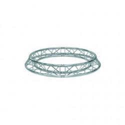 Location 1/2 cercle - H30V - 3m (diamètre extérieur) - Carré - Alu