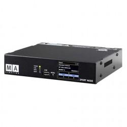 location PortNode2 - on PC Pro 1024Cts - 2out - DMX