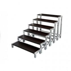 Marche d'escalier de scène...
