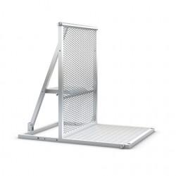 location Crash barrière de sécurité - Angle réglable