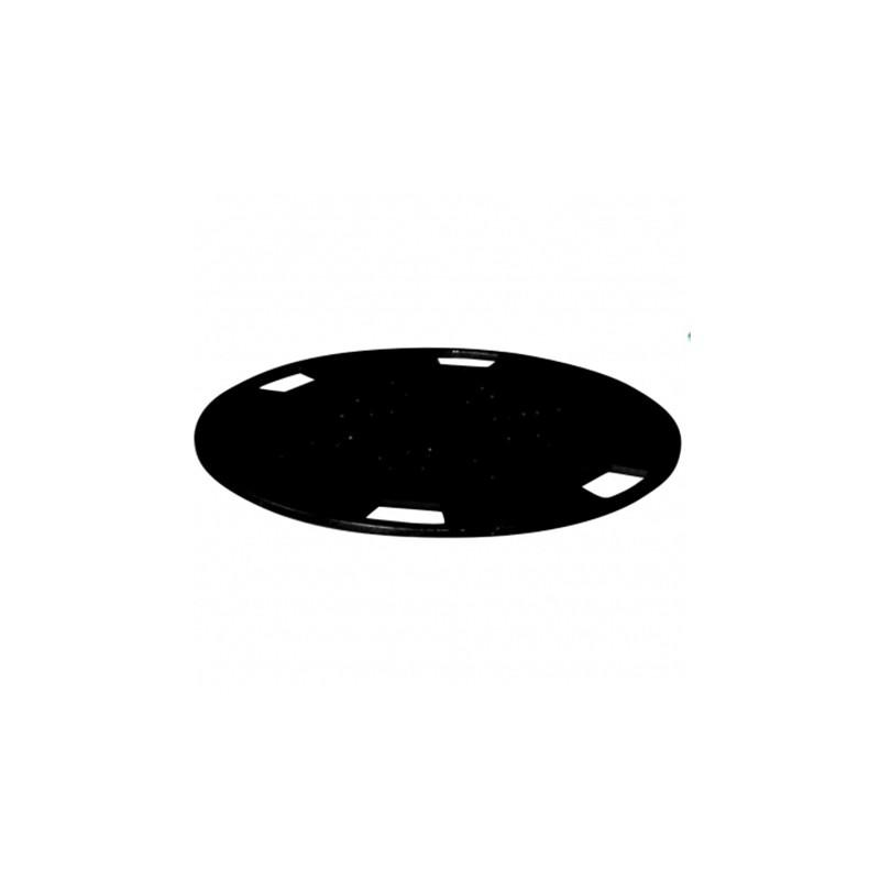 location EMBASE80N - Embase lourde - Diamètre : 80cm - Noire