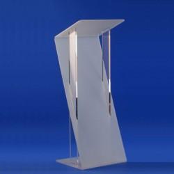 Location pupitre de conférence plexiglas