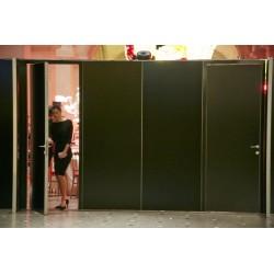 location Systèmes modulaires sur cadres en aluminium - stand foire