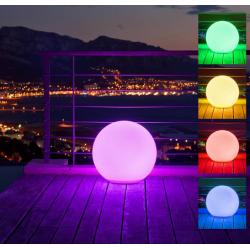 Sphère de table lumineuse