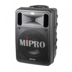 Enceinte portative en location - MIPRO