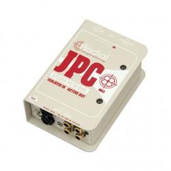 location JPC - Boîte de direct stéréo